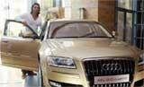 Bollywood stars form Audi's vital target market in India