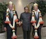 India, Russia, China meet in Bangalore to bolster ties