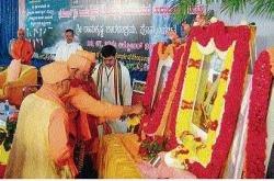 'Great demand for building Ramakrishna temple across world'
