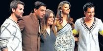 'Jail' cast walk the ramp