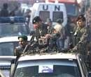 UN guest house attacked in Kabul; 10 killed