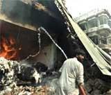 Huge blast in Peshawar; 92 killed, over 200 injured