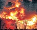 IOC fire: Deora saw no option but to let fuel burn