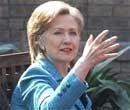 Can't believe Pakistanis don't know Qaeda whereabouts: Clinton