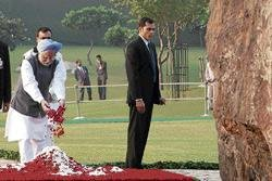 India remembers Indira Gandhi