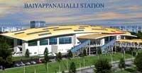 Byappanahalli, the metro's starting point