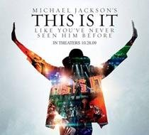 Jackson film dances to No. 1 worldwide