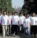 Eco Walk held to create awareness on pollution