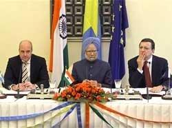 India, EU sign civil nuclear pact