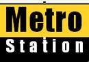 Catching the Metro at SV Road station, Indiranagar