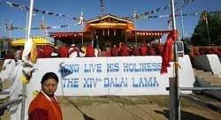 Dalai Lama surprised over Chinese claims on Tawang
