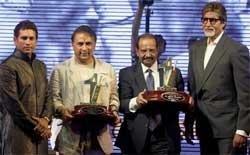 Gavaskar, Gundappa Vishwanath felicitated on turning sixty