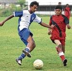 Umashankar, Paul shine for St Joseph's