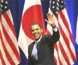 Obama talks about human rights in Asia, skips Tibet