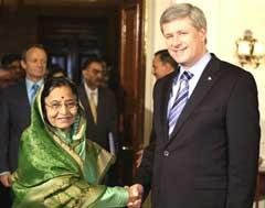 India, Canada to talk nuclear deal, FTA today