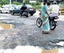 'Crumbling asphalt State's bane'