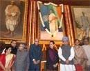 Nation pays homage to Indira Gandhi on birth anniversary