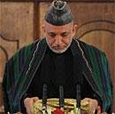 Karzai sworn-in for second term as Afghan President