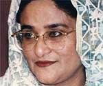 Sheikh Hasina chosen for Indira Gandhi peace award