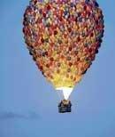 Balloons to monitor Delhi traffic