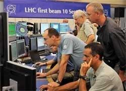 CERN restarts Big Bang machine after 14 months