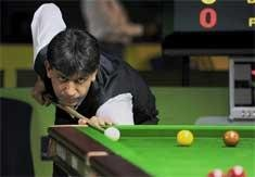 Geet Sethi in quarterfinals of World Snooker