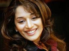 I haven't yet signed on to play Indira Gandhi: Madhuri Dikshit
