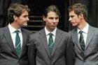 Federer targets year-end top spot