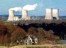 Radiation leak at US nuclear power plant