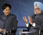 Manmohan pitches for dynamic economic ties with United States
