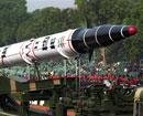Agni-II fails to meet mission parameters