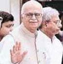 Babri report indicts Advani, Vajpayee