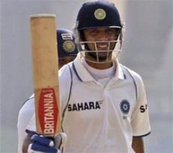 Dravid falls after 28th ton, India 535 for 4 at lunch