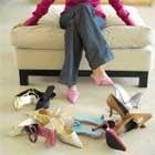 'Trendy shoes can ruin teenagers' health'