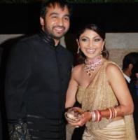After plush wedding, starry reception for Shilpa Shetty