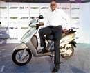 TVS rolls out new scooter and bike