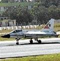 Tejas trainer jet makes smooth flight