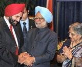 Overseas Indians have promoted Brand India: PM