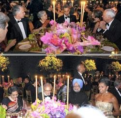 Obama hosted one of the best dinners, says Manmohan Singh