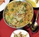 Specialising in different cuisines