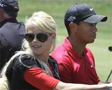 Tiger Woods escapes with minor injuries after car crash