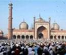 Muslims celebrate Eid across the nation