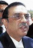 Zardari hands over 'nuke button' to Gilani