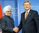 India, Canada reach civil nuclear pact