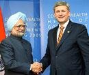 India, Canada reach civil nuclear pact