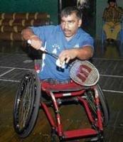 Satyaprakash, braving odds