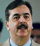 Gilani takes charge of N-arms