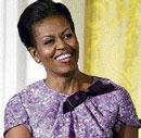 Secret behind Michelle's youthful appeal