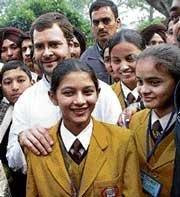 Rahul Gandhi is Yahoo! top newsmaker of 2009