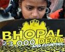 High level of contamination found in Bhopal